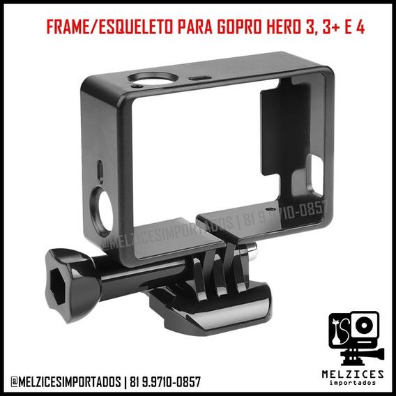 Frame Para Gopro Hero 3, 3+ E 4