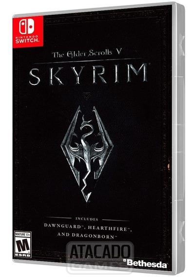 Jogo Nintendo Switch The Elder Scrolls V Skyrim Special Ed