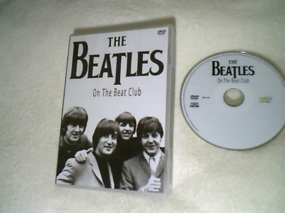 Dvd - The Beatles - On The Beat Club