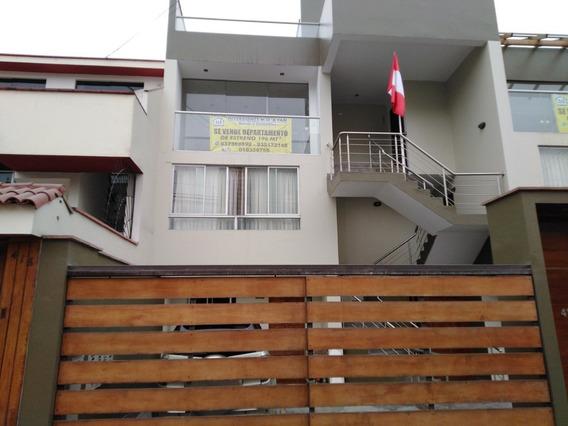 Vendo Dos Duplex De Estreno En San Borja