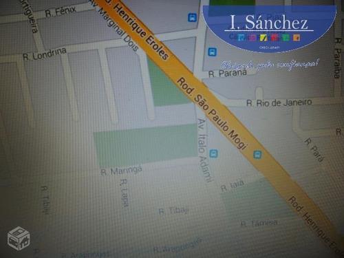 Imagem 1 de 7 de Área Para Construção Para Venda Em Itaquaquecetuba, Vila Ursulina - 12_1-953673