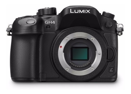 Panasonic Lumix Dcm-gh4 Body Mirrorless + Garantía Oficial