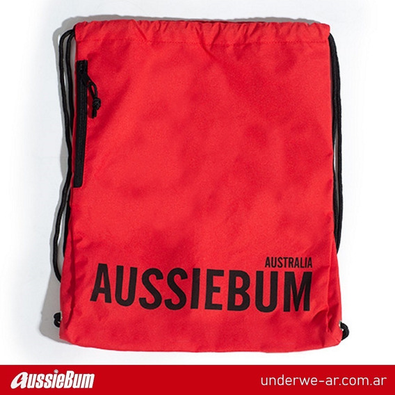 Mochila Aussiebum Red Sport
