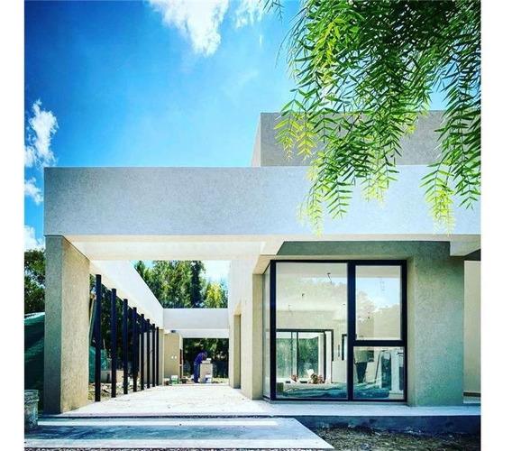 Casa 4 Ambientes A Estrenar En Santa Juana