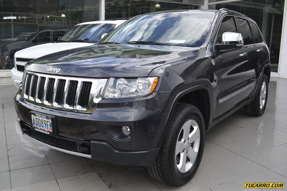 Jeep Grand Cherokee Limited-multimarca