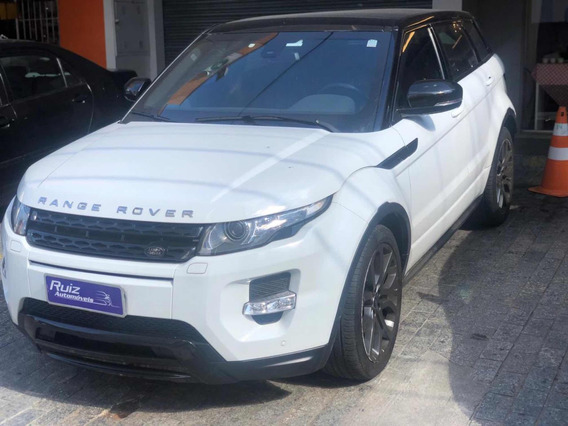 Land Rover Evoque 2.0 Si4 Dynamic 5p Blindado Teto Panorâmic