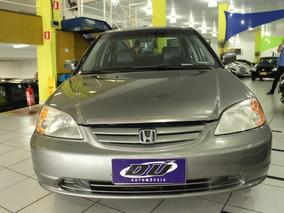 Civic 1.7 Lx Aut. 2002
