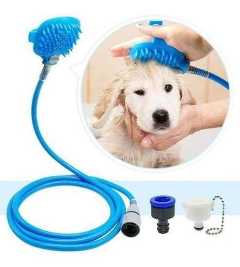 Mangueira Massageador Ducha Para Animais Petshop Cães Gatos