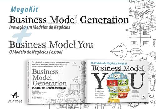 Business Model Generation + Business Model Megakit - Outlet