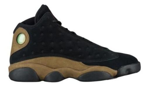 Jordan Retro 13 Negras Calzados Zapatillas en Mercado