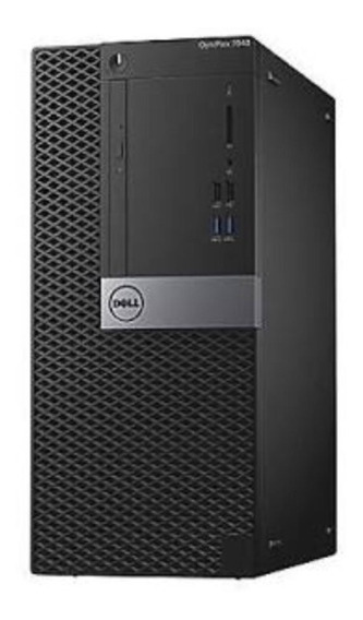 Desktop Dell Optiplex 7040(core I7-6700/8gb/hd500) Lacrado.