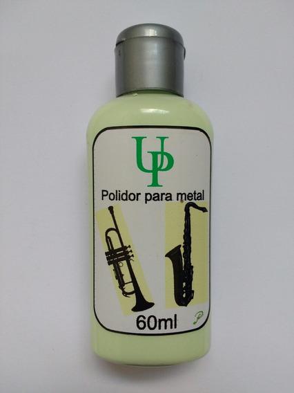 Polidor, Limpador E Lustrador Para Instrumentos De Metais