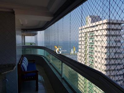 Apartamento Residencial À Venda, Vila Tupi, Praia Grande. Ap1591. - Ap1591