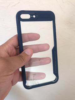 Capa Capinha Anti-impacto Luxo iPhone 7 Plus / 8 Plus