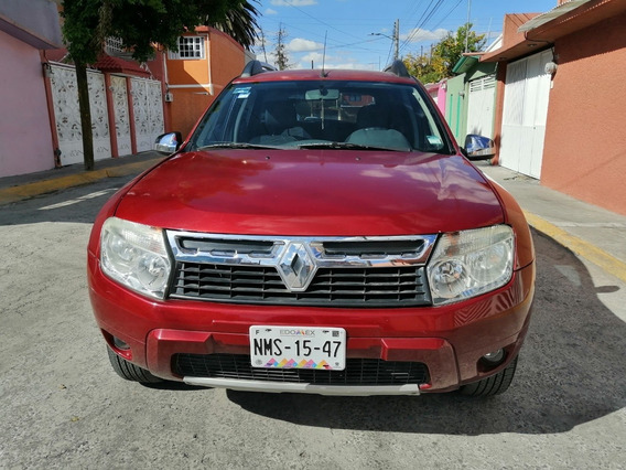 Renault Duster 2013 Automatica Version Expression