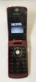 Celular Nextel Motorola /i9 Ferrari Iden / Câmera / Novo!!