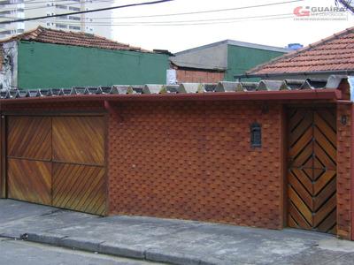 Casa Residencial Para Venda E Locação, Vila Gonçalves, São Bernardo Do Campo. - Ca8070