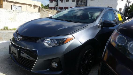 Toyota Corolla Varios Disponibles
