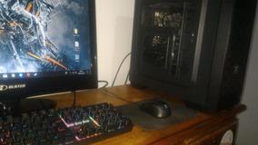 Pc Gamer G5400 3.7ghz/rx 570 4gb/8gb Ddr4//hd 2tb/gm500