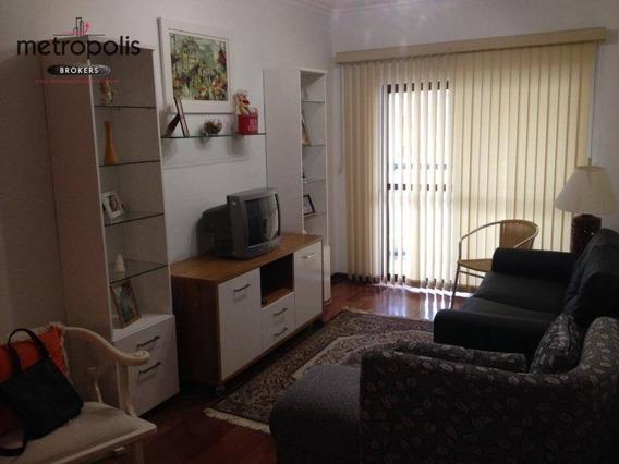 Apartamento Residencial Para Venda E Locação, Santa Paula, São Caetano Do Sul. - Ap1196