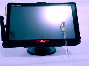 Gps Automotivo Aquarius Tela 7.0 Com Tv Digital