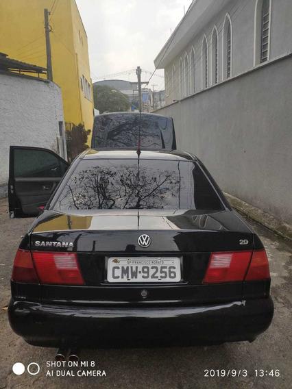 Volkswagen Santana 2.0 Comfortline 4p 2006