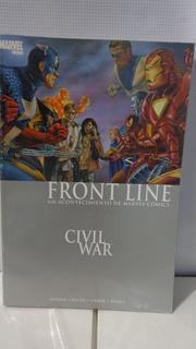 Front Line Marvel Monster Edition