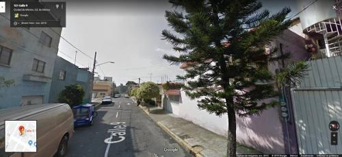 Oportunidad Casa De Remate Bancario En Col Ignacio Zaragoza