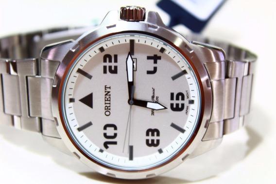 Relógio Orient Masculino Mbss1195a S2sx Prova Dágua Nf