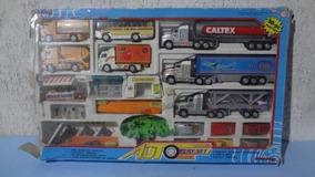 Set Carrinhos / Caminhões - Autoplay Set - 1995