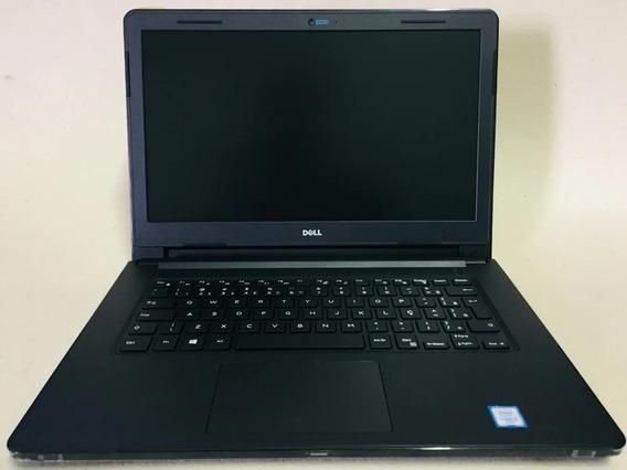 Notebook Dell Vostro 14 I3 6th - 4gb - 500gb - Mostruário!