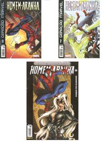 Revista Hq - Marvel - Pac 3 Quadrinhos Do Homem Aranha