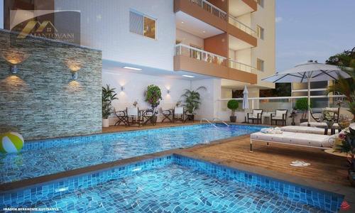 Apartamento À Venda, 58 M² Por R$ 261.270,00 - Vila Guilhermina - Praia Grande/sp - Ap2045