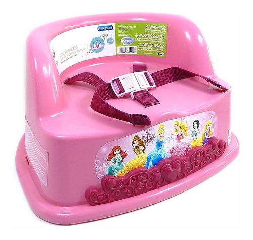Imagen 1 de 3 de Silla Para Comer Princesa Disney-  Asiento Elevador