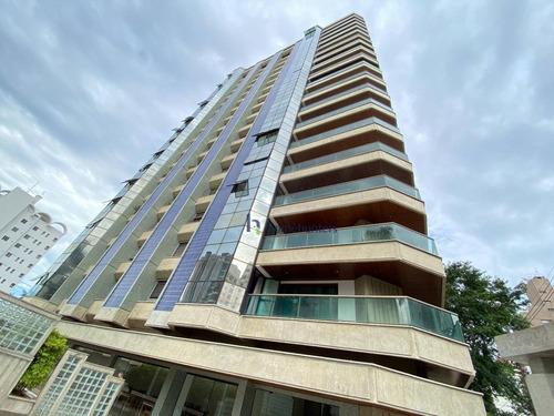 Apartamento Para Alugar, 307 M² Por R$ 6.000,00/mês - Cambuí - Campinas/sp - Ap6850