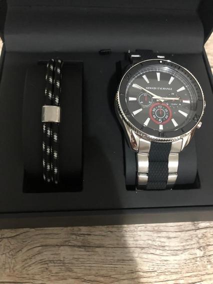 Relógio Armani Exchange Masculino Internacional Original