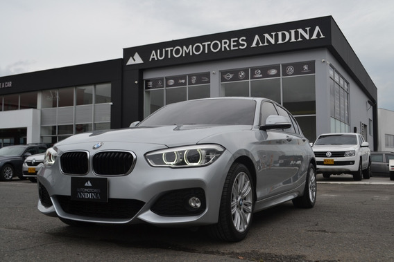 Bmw Serie 1 120i Paquete M 2016 1.6 Rwd Aut.secuencial 370