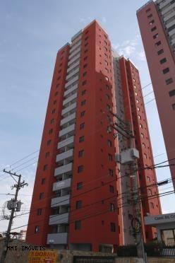 Apartamento Para Venda Em São Paulo, Vila Esperança, 4 Dormitórios, 2 Suítes, 4 Banheiros, 2 Vagas - 1147