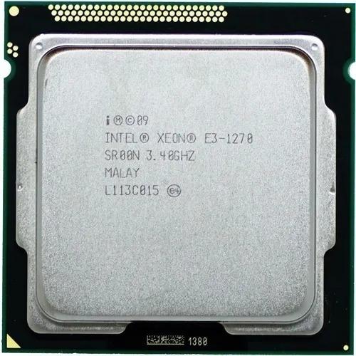 Processador Xeon E3 1270 V1 (frete Grátis + Garantia)