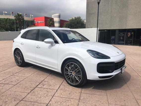 Porsche Cayenne 4.9 Turbo At 2019