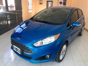Ford Fiesta Kinectic Titanium 1.6 Nafta 5p 2014