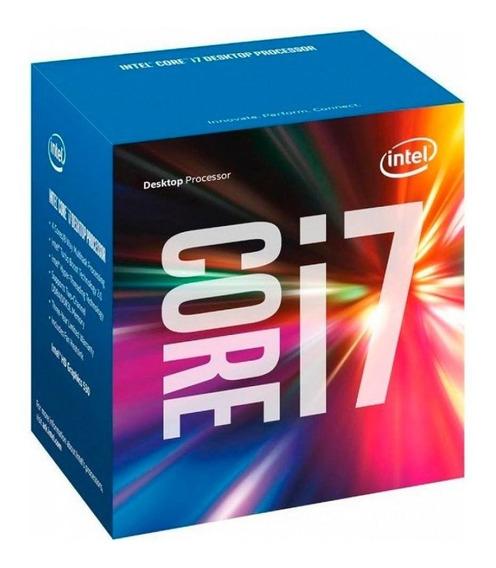 Processador Intel Core I7-7700 Kaby Lake 3.6 Ghz 8mb