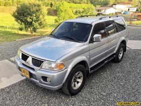 Mitsubishi Nativa V6 At 3000cc