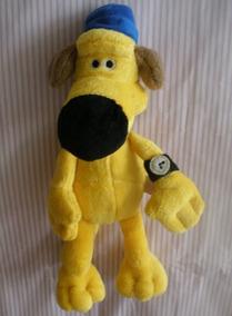 Cão Bitzer Shaun Carneiro Pelúcia Cachorro Shaun The Sheep