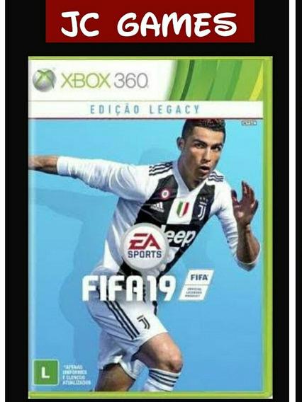 Fifa 19 (midia Digital Xbox 360)