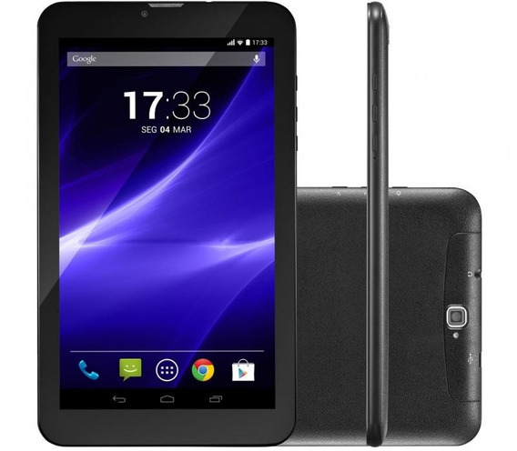 Tablet Multilaser M9 Nb247 Tela 9 Câmeras 2mp Frontal 1.3m
