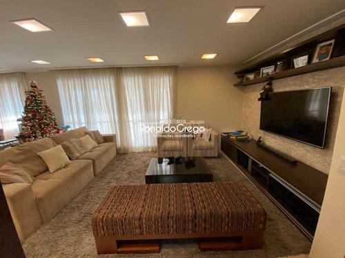 Apartamento Á Venda Com 3 Dorms, Rio Pequeno - R$ 1 Mi. - V4157