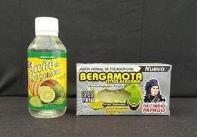 Bergamota Aceite Jabón De Alta Calidad Para Cabello Y Barba