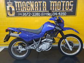 Yamaha Xt 600 E - Azul - 2002 - Km 58 000
