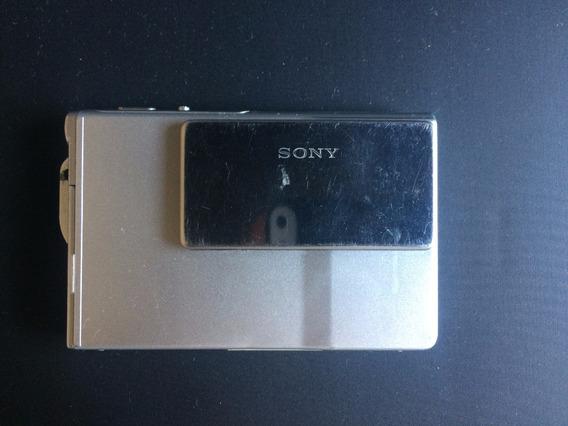 Câmera Sony Dsc-t7 + Memory Stick 4gb